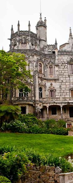 Quinta da Regaleira - UNESCO World Heritage Site- Sintra   Portugal