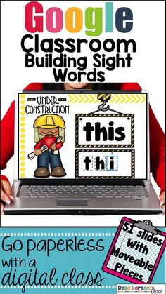 Interactive classroom games sight words 59 ideas for 2019 Google Classroom, Classroom Ideas, Classroom Games, Future Classroom, Classroom Organization, Reading Fluency, Guided Reading, Literacy Stations, Literacy Centers