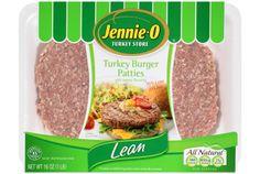 lean turkey   Lean Turkey Burger Patties