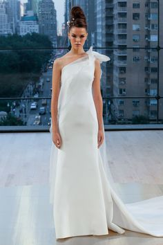 Ines di Santo Bridal & Wedding Dress Collection Fall 2018 | Brides