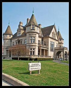 Hecker-Smiley Mansion in Detroit