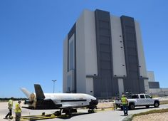 After several false dawns, the US Air Force's X-37B mini-spaceplane has landed at the Kennedy Space Center (KSC) for the first time. With local reports of a sonic boom breaking through the morning air in areas of Florida, the Air Force confirmed the landing took place on Sunday at the historic Shuttle Landing Facility (SLF)