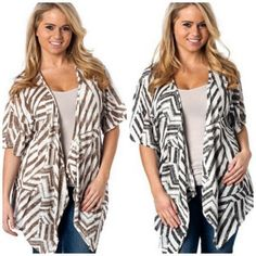Womens Chevron Strip