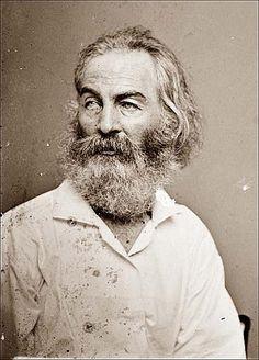 Walt Whitman    Some things speak to my mind.  Others my heart.  Walt Whitman speaks to my soul.    Thank you.