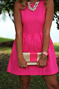 Outfit | Southern Pink - SHOP DANDY | Shop Dandy Blog | Just Dandy by Danielle