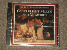 READER'S DIGEST Candlelight Moods And Memories (CD, Music, Easy Listening, Piano #EasyListening