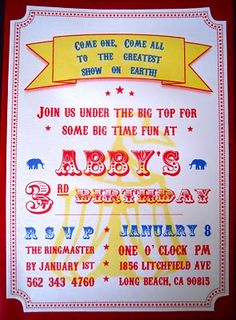 Now this is a wonderful idea for a child's birthday Party!