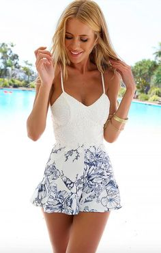 Summer mini dress for only $17.50 in http://beauteous.tictail.com