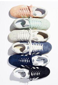 new styles d7cca bf097 Adidas Gazelle Adidas Gazelle Outfit, Erdgeschoss, Schuhe Turnschuhe