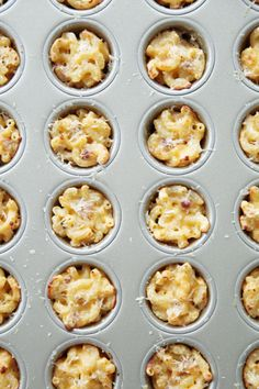 These 15 recipes will convince you that muffin-tin mac is the only way to go.