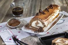 Tiramisu, Roll Cakes, Rolls, Ethnic Recipes, Food Cakes, Bread Rolls, Tiramisu Cake, Bunny Rolls