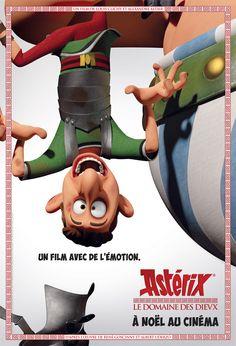 Asterix Le Domaine Des Dieux Novembre 2014