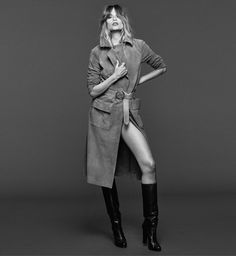 Natasha Poly has covered countless Vogue covers and appeared in plenty of top campaigns, but who knew she could sing as well? For FRAME Denim's fall-winter 2015 campaign video, the L'Oreal Paris face sings and sways to the sounds of her first official recording, a song called 'Alert Amour'. The print advertisements also feature Natasha, …