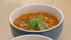 Fazolová polévka podle Pohlreicha Czech Recipes, Ethnic Recipes, Soup, Soups