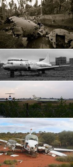 Abandoned Aircraft | abandoned aircraft 1 Abandoned Aircraft and Plane Graveyards Part Two