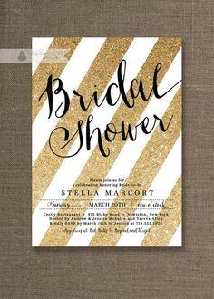 Bridal Shower {Kate Spade Themed!}