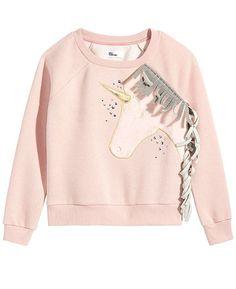 8185b3c000c6f Epic Threads Big Girls Unicorn Sweatshirt, Created for Macy's Kids -  Sweaters - Macy's