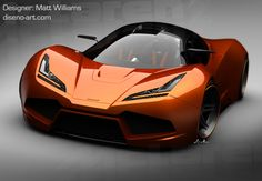 Awesome McLaren LM5! Cool Cars