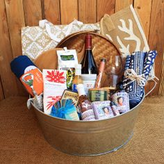 ... HAWAIIAN WEDDING GIFTS on Pinterest Gift baskets, Beach gifts and