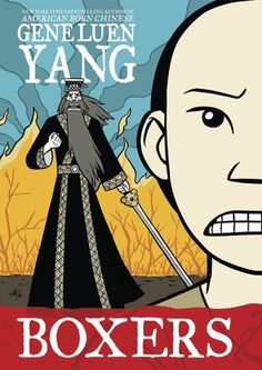 1/27/14 - It is 1898, and China's peasants are plagued by roaming bands of foreign missionaries and soldiers. Little Bao has had enough, and decides to enlist the aid of the old Chinese gods to expel the foreigners from the land--but little did he imagine the heavy cost of blood the Boxer Rebellion would demand.