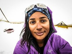 Wasfia climbed the Highest Mountains on Every Continent