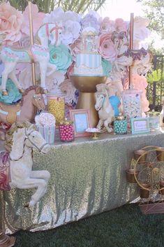 Carousel Dreams | CatchMyParty.com