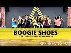 """Boogie Shoes"" (Glee Cast Version) || Glee Cast || Dance Fitness || REFIT® Revolution - YouTube"