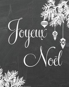 Merry Christmas/Joyeux Noël #Christmas #JoyeuxNoel