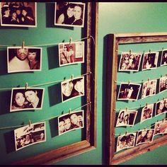 """""""Framed"""" Photos."""