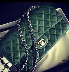 Chanel.... yesssss, make em green with envy!