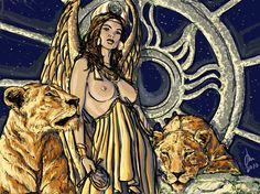 Inanna ~ In the old tellings of the gods, Inanna is best known for her journey into the darkness of the underworld to find the light, to find herself and to seek truth and rebirth. Indeed she did find these things but not without personal hardships and sacrifice, a true tenet of many spiritual paths. She gave up everything she knew in order to transcend, to be reborn again as a great and powerful goddess.