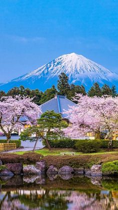 Collection of photos showing the beauty of Japan including landscape photos,Japanese martial arts, Samurai history and beautiful Japanese women. Japanese Nature, Japanese Landscape, Nature Pictures, Cool Pictures, Mount Fuji Japan, Monte Fuji, Dame Nature, Aesthetic Japan, Japan Photo