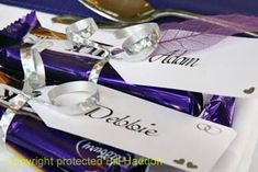 Cadbury Purple Wedding - wedding planning discussion forums
