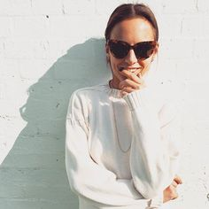@_theoyster_ rocking her Havana Olivia Shades, get your at our shoppable instagram feed! Link in bio!