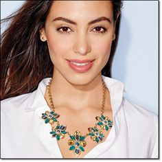 Avon, Pick-a-Posy Statement  Necklace $24.99 at www.youravon.com/sharonlawrence2205