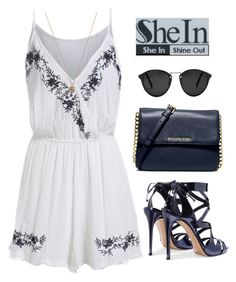 """""""Outfit #24"""" by tarik-malaga ❤ liked on Polyvore featuring Jada, MICHAEL Michael Kors and Spektre"""