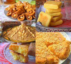 Gâteaux au miel & pâtisserie orientale / Ramadan 2017