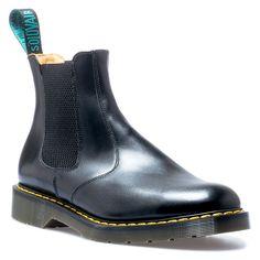 Solovair Black Chelsea Boot - Air Cushion Boot Co.