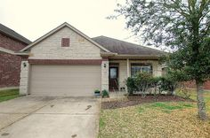 ** NEW LISTING ALERT ** Looking for an awesome one story home in the popular Rodeo Palms in Manvel Texas? Beautiful home features 3 bedrooms, 2 baths, and a 2 car garage. Wonderful open floorplan, kitchen has eat in island, opens to the breakfast area and spacious family room. Listed at: $170,000. Master bedroom has private bath with garden tub, double sinks, separate shower and large walk in closet. Call The Christy Buck Team (832)-264-8934 today to schedule your appointment.