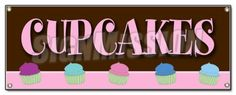 CUPCAKES BANNER SIGN fresh baked homemade cup cakes warm ... https://www.amazon.com/dp/B00BJOIDW8/ref=cm_sw_r_pi_dp_x_oxOGyb0D8J690