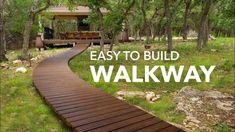 Automatic Chicken Coop Door, City Chicken, Wooden Walkways, Walk This Way, Wooden Diy, Indoor Garden, The Great Outdoors, Easy Diy, Curiosity