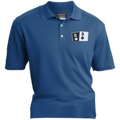 Nike® Dri-Fit Polo Shirt (8s 8c on front)