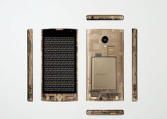 In Japan, A Transparent New #Firefox Smartphone - DesignTAXI.com