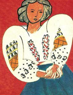 Henri Matisse 'La blouse roumaine' (The Romanian Blouse), Centre Georges Pompidou, Paris Henri Matisse, Matisse Kunst, Matisse Art, Pablo Picasso, Matisse Pinturas, Matisse Paintings, Art Paintings, Raoul Dufy, Marcel Duchamp