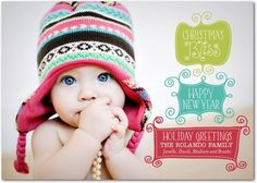 "i love the baby in this card! so cute.  haha i'm probably missing the point of ""pinning"""