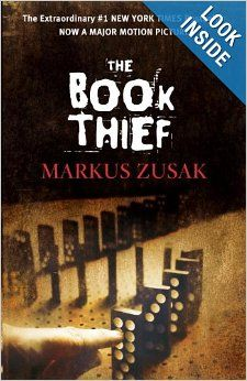 The Book Thief: Markus Zusak: Reading this right now! Gorgeous writing, and a fantastic story. Love Reading, Reading Lists, Book Lists, Reading Books, Classic Literature, Classic Books, Books To Read, My Books, Music Books