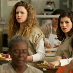 Emmy First-Timers: Five Things to Know About Orange Is the New Black Star Natasha Lyonne Taylor Schilling, Orange Is The New Black, Nicky Nichols, Clea Duvall, Alex And Piper, Natasha Lyonne, Laura Prepon, Joan Jett, Film Serie