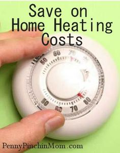 Learn how to save money on heating your home this winter!