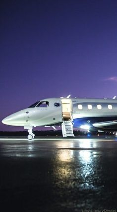 LADY LUXURY - Private Jet Legacy 450 Source: ladyluxury7