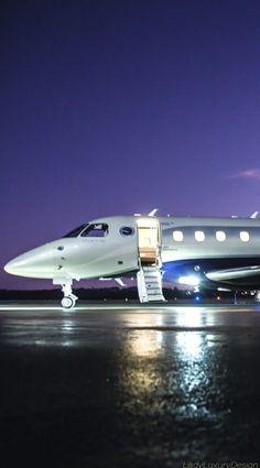 LADY LUXURY - Private Jet Legacy 450 Source: ladyluxury7
